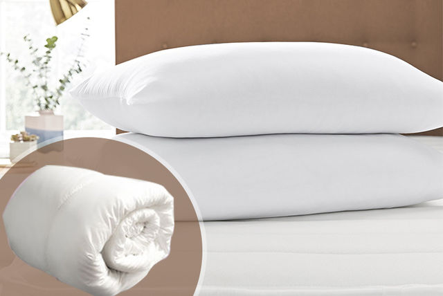 Soft Touch Extra Thick Mattress Topper Bedding Deals In Galway