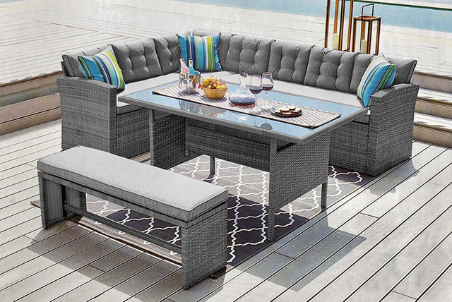 U20ac549 Instead Of U20ac994.48 (from Dreams Outdoors) For A 10 Seater Rattan  Garden Furniture Set, Or U20ac599 To Include A Cover   Save Up To 45%