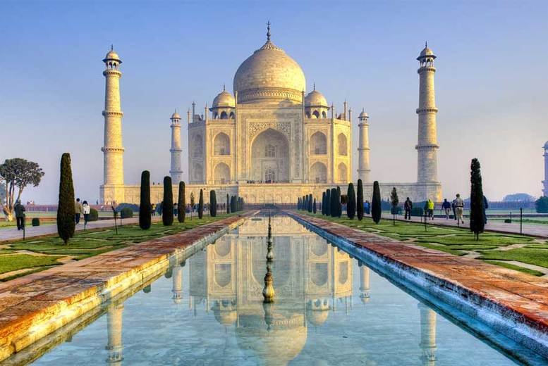10-Day Indian Adventure with Hotels & Transport - Visit the Taj Mahal!