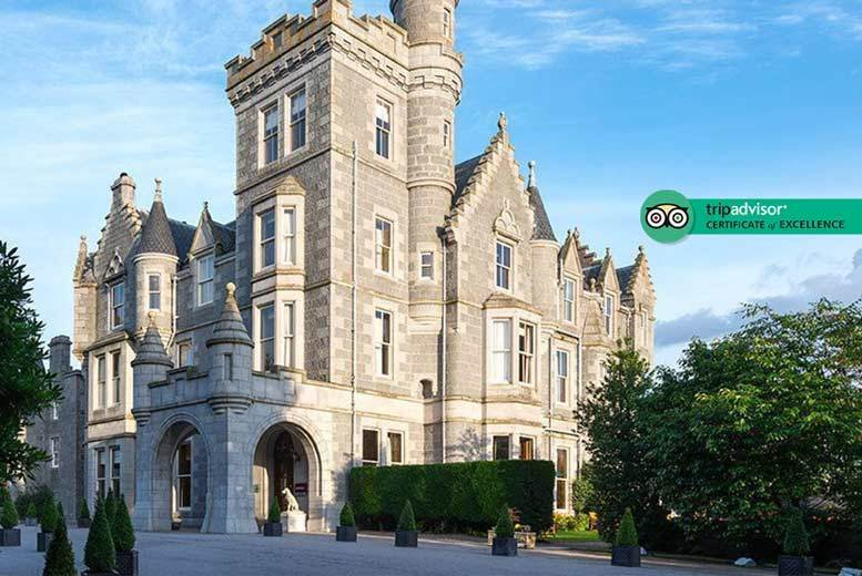 4* Mercure Aberdeen Ardoe House Stay & Breakfast for 2