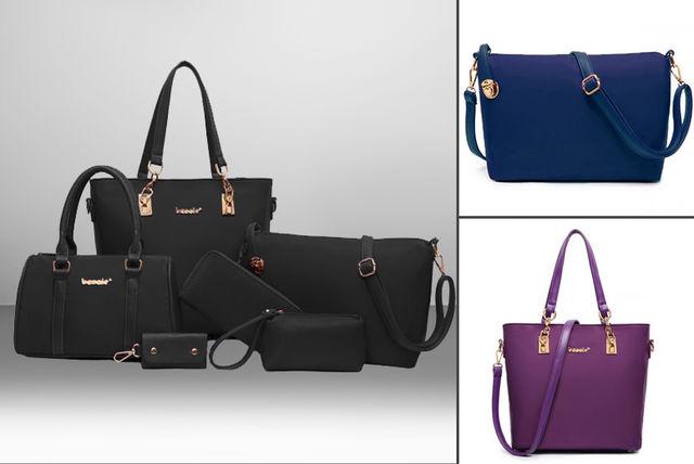 d07954c5c4 Luxury Bag Set - 4 Colours!