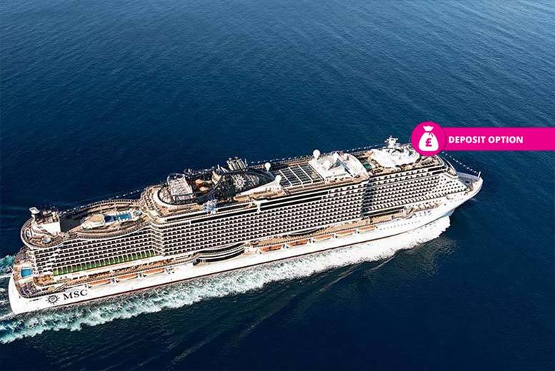 8nt Full-Board 4* Caribbean Cruise with Miami Hotel Stay & Flights