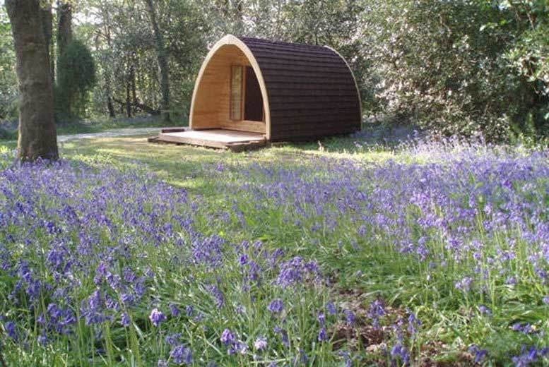 Glamping Getaway for 2 - Over 30 UK Locations!