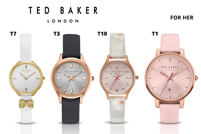 4b9f1126e Ted Baker Watches - 15 Styles for Men and Women!
