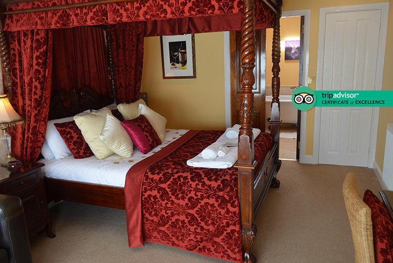 2nt Riverside Barn Ribchester Stay for 2