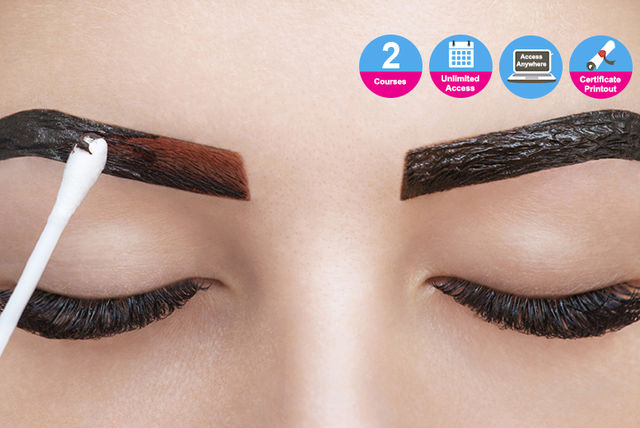 Indian Threading Techniques & Lash/Brow Tinting Courses | Shopping
