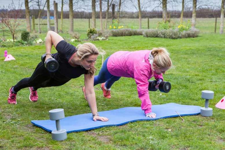 3, 5 or 7-Day Bedford Body & Mind Fitness Reboot Bootcamp Retreat
