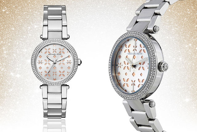 ab619d1eabd9 €149 instead of €275.36 (from Mimo Deals) for a ladies  Michael Kors MK6483  stainless steel watch - save 46%
