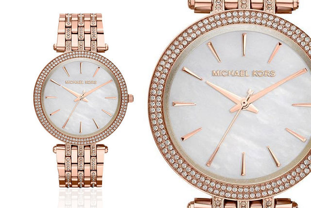 46db9c4706dd €69 instead of €136.97 for a Michael Kors MK3220 watch from Deals Direct -  save 50% + DELIVERY IS INCLUDED!