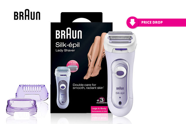 4c7ae0eec919 £26.99 instead of £69.99 (from Jynx Direct) for a Braun 3-in-1 cordless  electric shaver - save 61%