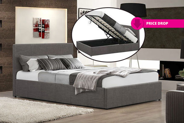 fd034fdba806 Lift Up Storage Ottoman Bed | Shopping | LivingSocial