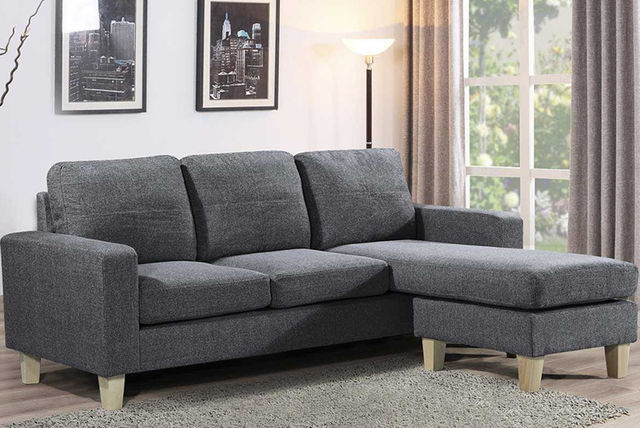 the latest b6f52 c0b51 3 Seater L Shaped Sofa 2 Colours | Sofas & Futons deals in ...