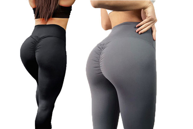 731dd62179913 Ruched Bum' Style Exercise Leggings - 2 Colours! | Fashion deals in ...