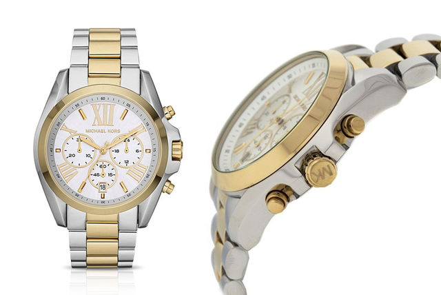 €149 instead of €317.48 (from Mimo Deals) for a Michael Kors MK5627  Bradshaw watch - save 53% 72eda52c384