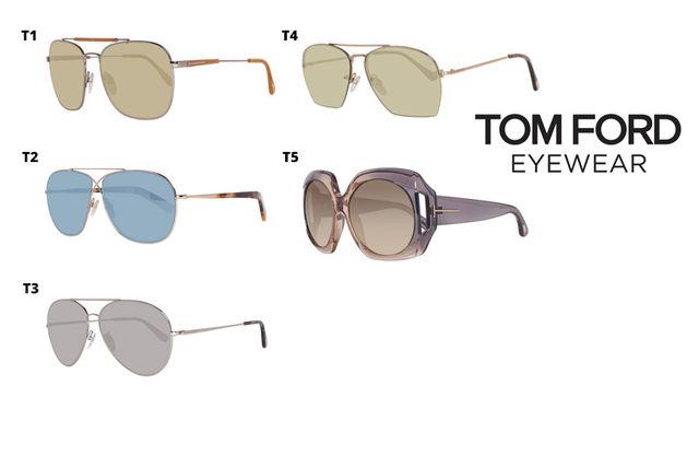 feb4c45d62 Tom Ford Shades - 10 Designs!