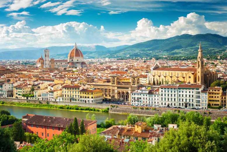4-6nt Venice & Florence, Transfers & Flights - Cheese & Wine Sampling!
