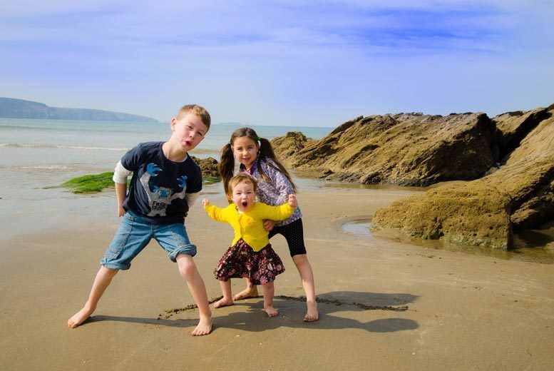 All-Inclusive Family Activity Break - Choice of 7 Locations!