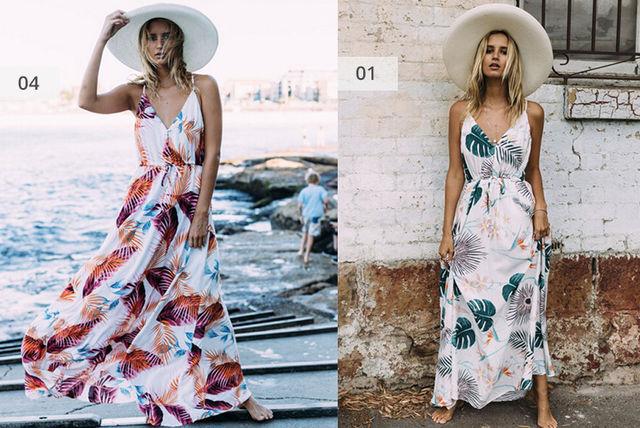 c6406bf7f3a67 Palm Maxi Dress | Dresses deals in Shopping | LivingSocial