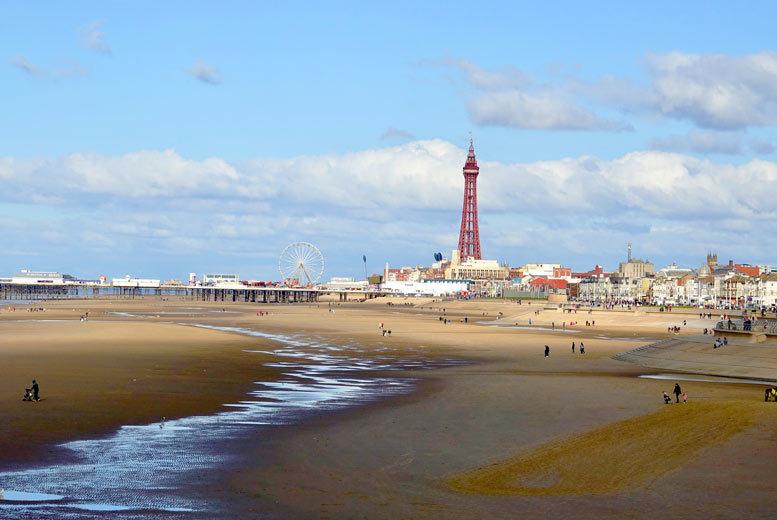 2nt Blackpool Stay & Breakfast @ Keighley House
