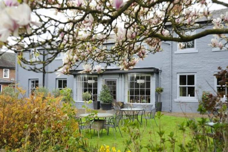 2nt Stay for 2 @ Allium by Mark Ellis - With Dinner & Breakfast!