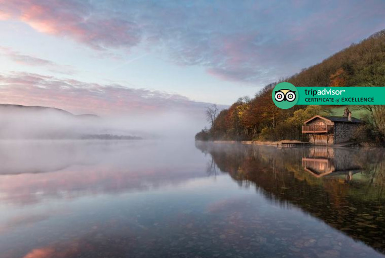 1-2nt Lake District Stay, 3-Course Dining & Breakfast