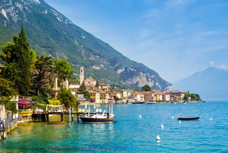 2-3nt Beautiful Lake Garda Getaway, Breakfast & Flights - Tranquil Location!