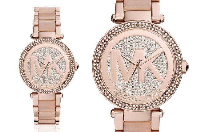 4e17297c3964 £119 instead of £272.01 (from Hip Watches) for a Michael Kors MK6176  ladies  watch - save 56%
