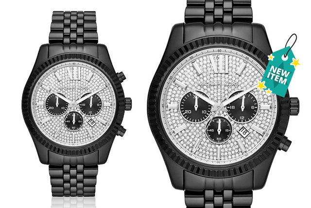 9188d10d7631 ... Lexington Stainless Steel Watch. €189 instead of €359.41 (from Mimo  Deals) for a Michael Kors MK8605 men s watch - save 47%