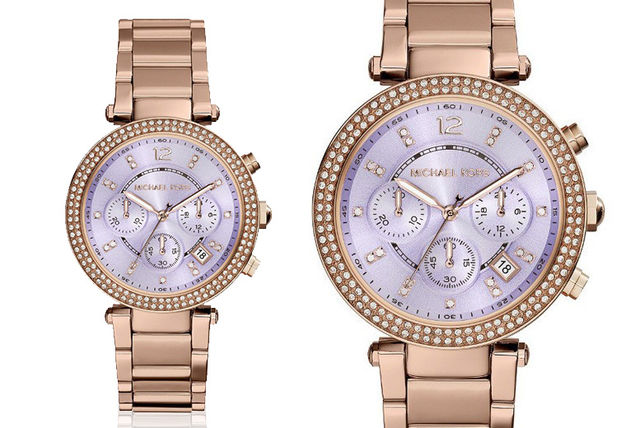 918e870a81c8 £109 instead of £222.01 (from Hip Watches) for a ladies  Michael Kors  MK6169 Parker watch - save 51%