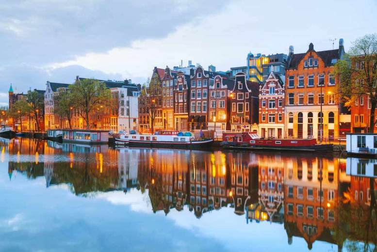 From €99pp (from Bargain Late Holidays) for a two-night Amsterdam stay with breakfast and return flights, or from €149pp for three nights - save up to 58%