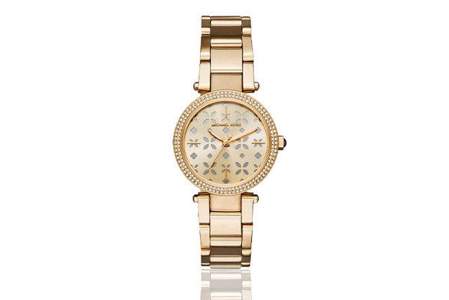 3e6f4f38b1e4 €129 instead of €247.57 (from Mimo Deals) for a Michael Kors MK6469 ladies  stainless  steel watch - save 48%
