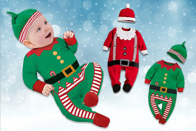 08a3bf4ad387 Festive Baby Outfit | Shopping | LivingSocial