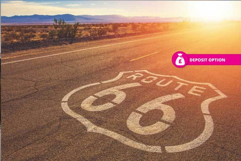 14nt Route 66 Road Trip Adventure, Car Hire, Hotels & Flights