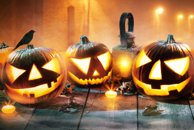 £49 for a 'Trick or Treat' escape game experience for up to four people, or  £69 for up to six people at Room Lockdown Escape Rooms, Essex