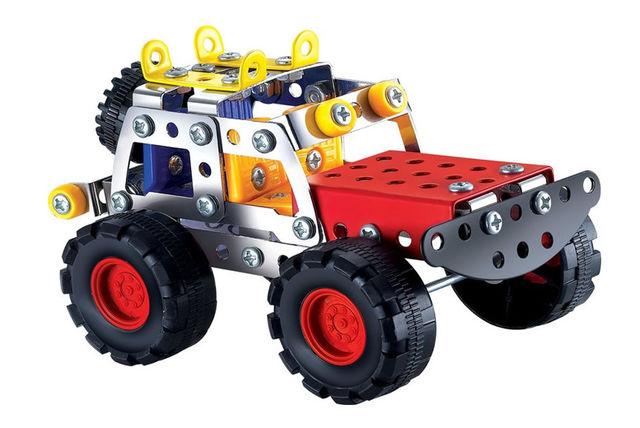DIY Monster Truck GBP699 Instead Of GBP1489 From Tobar For A Build Your Own