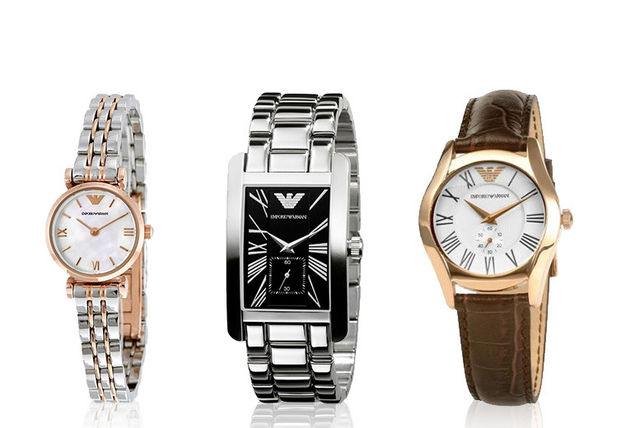263e3cb029 Emporio Armani Watches | Shopping | LivingSocial