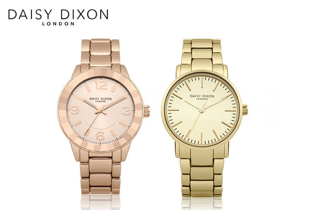 4dd3826d9f7b From £25 instead of £51.01 for a ladies  Daisy Dixon watch (from Deals  Direct) - choose from five designs and save up to 51%