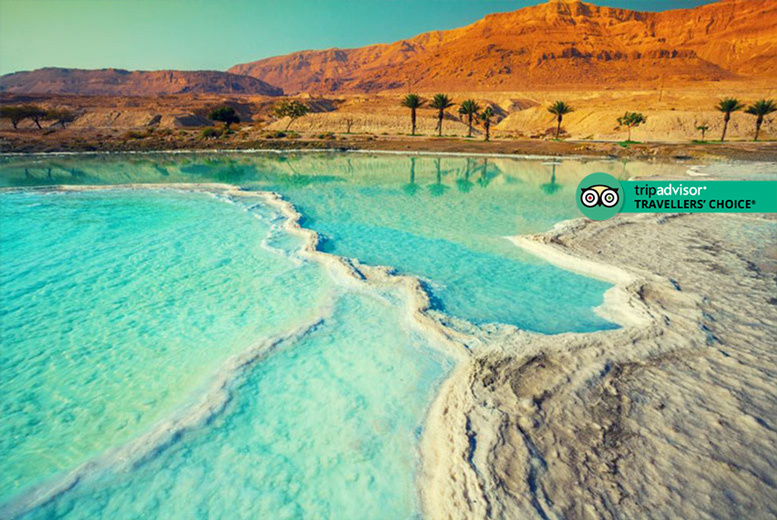 7nt 5* Luxury Jordan Holiday, Breakfast & Flights - Dead Sea Tour!