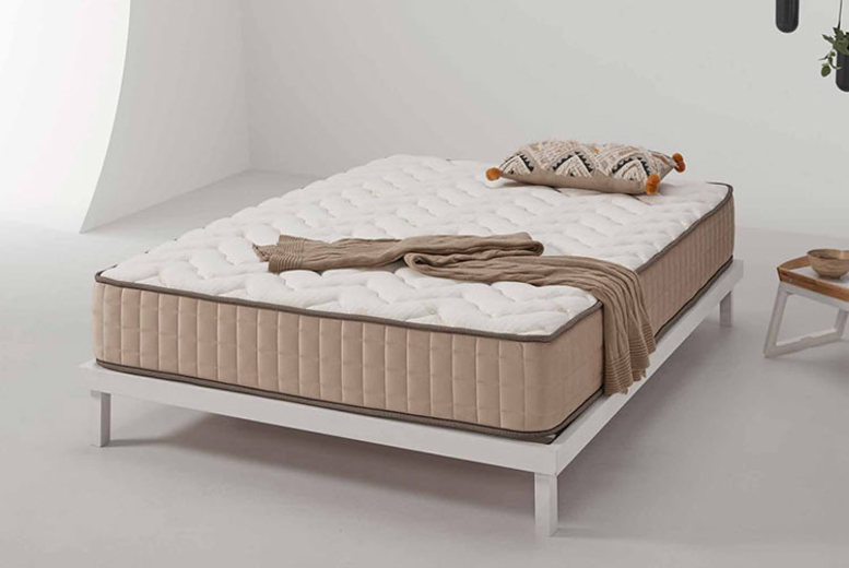 Image of From £119 instead of £1026.65 (from Moonia) for a cashmere memory foam mattress - choose from three sizes and save up to 88%