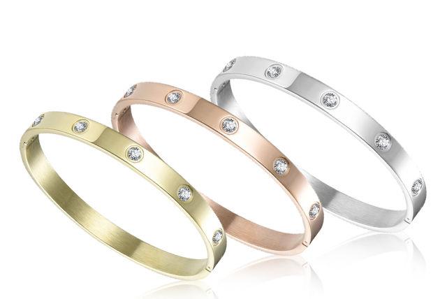 f6944bf1d5c7a Silver Plated Bangle | Shopping | LivingSocial