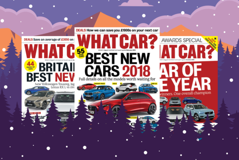 £44.99 instead of £77.87 for a 12-month What Car? magazine subscription from Haymarket Media Group Ltd – save 42% + Delivery is Included!